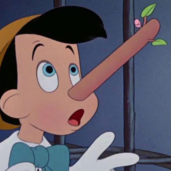 Las mentiras de la infancia
