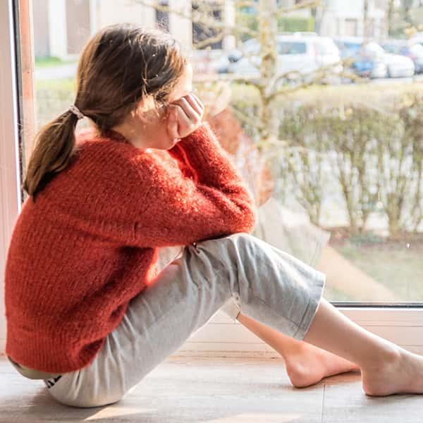 El impacto psicológico de la cuarentena en la infancia
