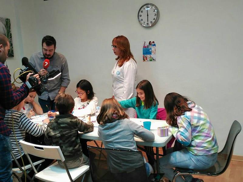 Pepa Fernández Psicóloga en 7 Región de Murcia