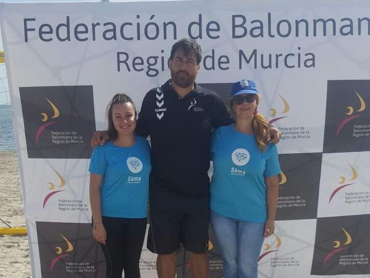 Pepa Fernández Psicóloga en Federación de Balonmano de la Región de Murcia